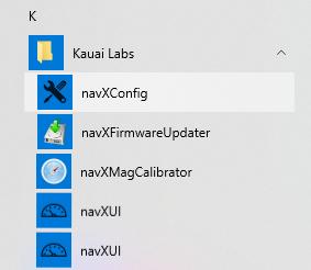 navXConfigurationToolMenu